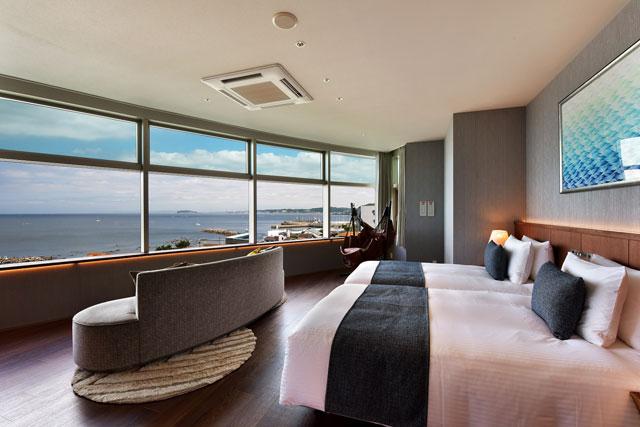 葉山 うみのホテル 「Sunset suite(サンセットスイート)」