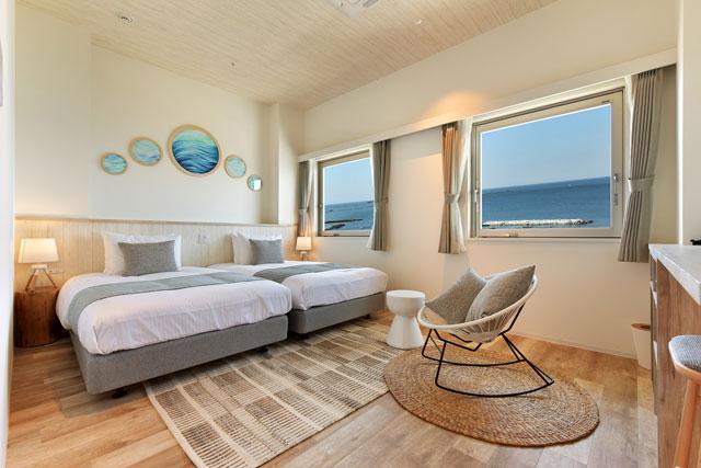 葉山 うみのホテル 「Ocean superior(オーシャンスーペリア)」