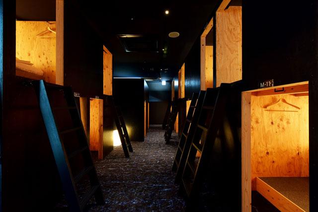 葉山 うみのホテル 「Bunk room(バンクルーム)」