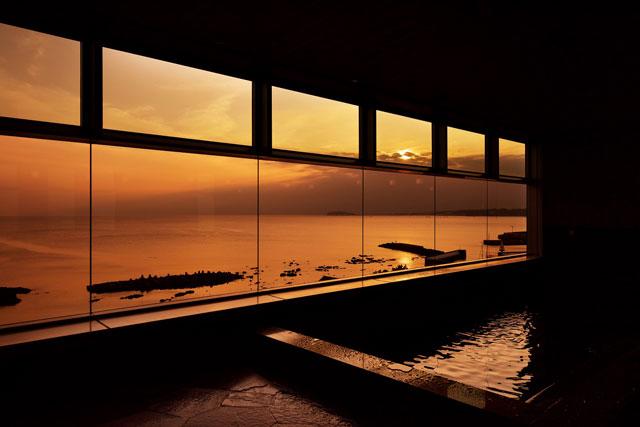 葉山 うみのホテル 「Horizon Onsen(ホライズン温泉)」