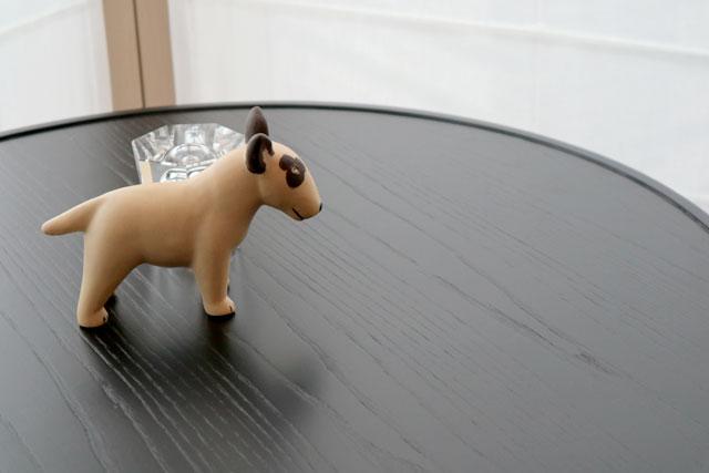 キンプトン新宿東京 ホテル内のいたるところに犬モチーフのアートが