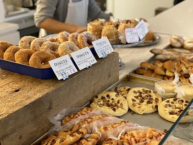 COMMISSARY内にある「Chigaya Bakery」は辻堂と蔵前で超人気のベーカリー!