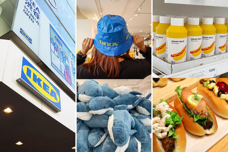 【渋谷】世界初のビストロ併設!7階建て「IKEA渋谷」オープン|限定品&整理券情報