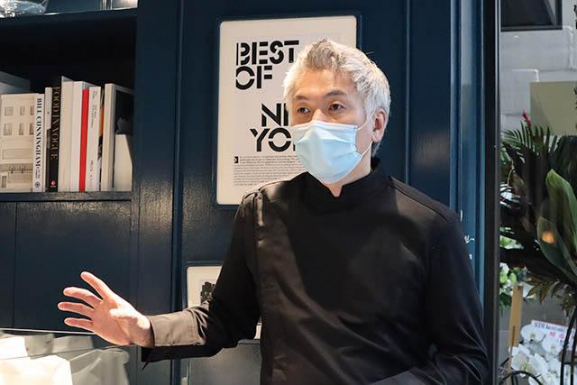 海外の超有名店で勤務し数々の受賞歴を持つパティシエ・成田 一世氏