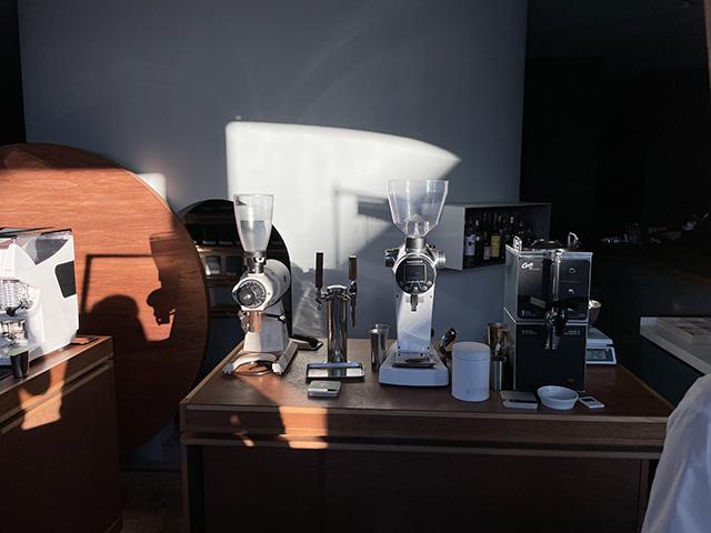 「OGAWA COFFEE LABORATORY」店内