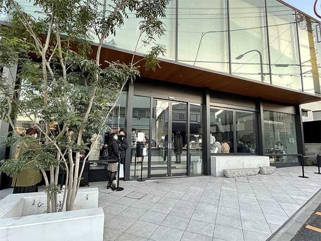 「OGAWA COFFEE LABORATORY」外観