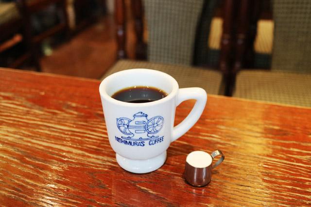 """日本のコーヒー界に革命を起こした「神戸にしむら珈琲店」の""""ストレートコーヒー"""""""