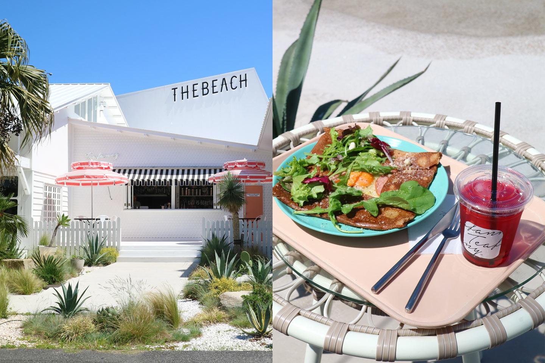 【横浜】まるで海外リゾート!「THE BEACH YOKOHAMA Teafanny」は海辺にトリップできるおしゃれカフェ