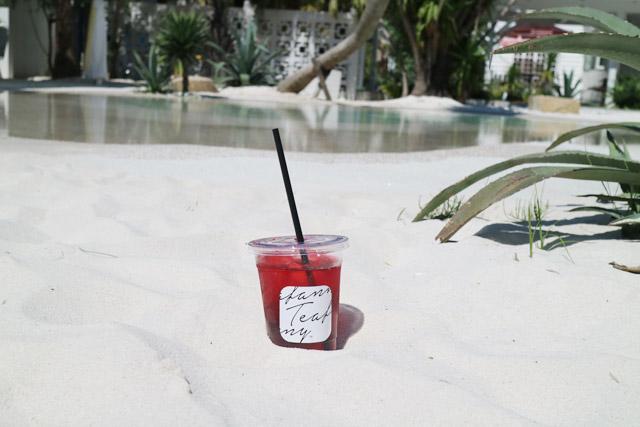THE BEACH YOKOHAMA Teafanny オリジナルな撮り方を探してみて