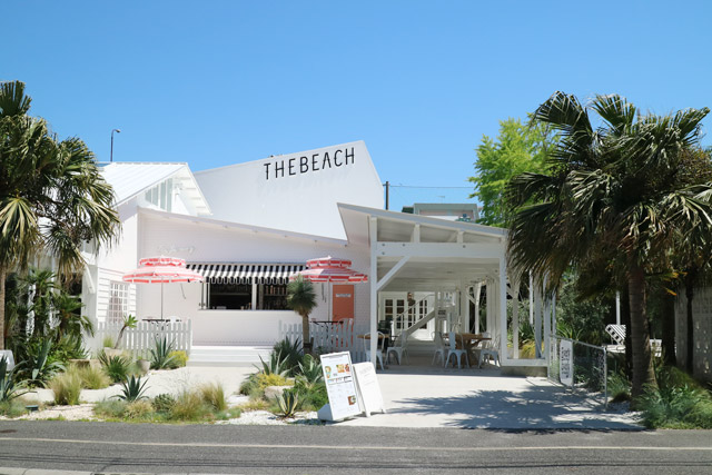 THE BEACH YOKOHAMA Teafanny 外観