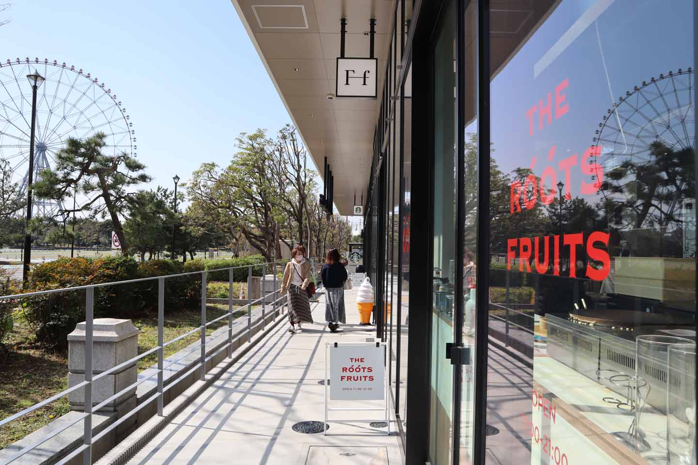 【Ff】葛西臨海公園にオープンした商業施設がおしゃれ!パン屋&ハンバーガー、お芋スイーツは人気必至!