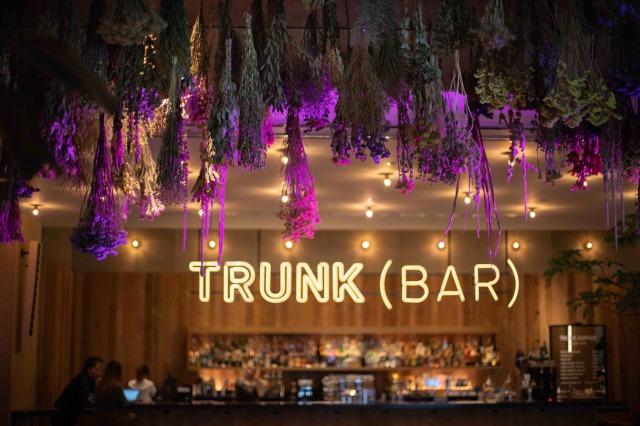 TRUNK(HOTEL)の館内TRUNK(LOUNGE) 期間限定装飾
