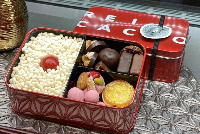「カカオ弁当」2,700円(税込)