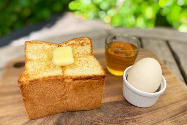 PANYA芦屋の食パンで作る厚切りトーストは絶品です!