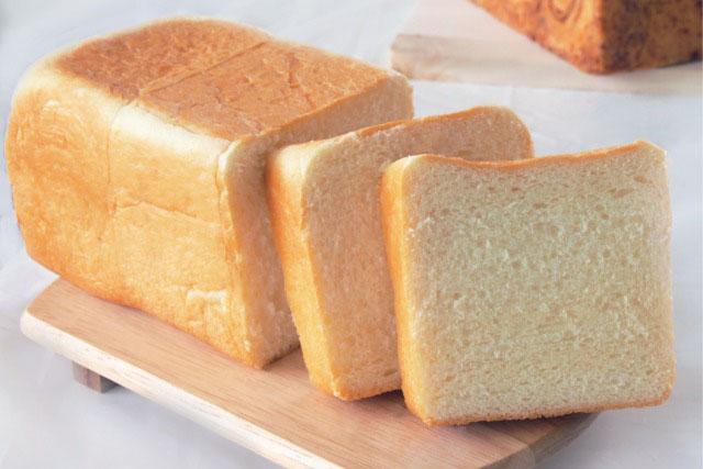 「とろける食パン」