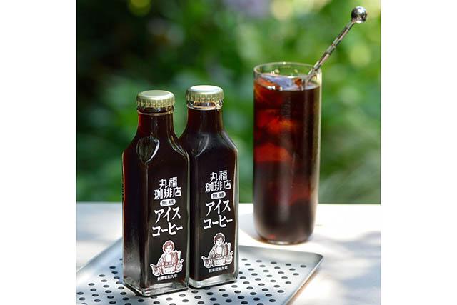 丸福珈琲店「瓶詰アイスコーヒー(125ml×6本入)(無糖)」2,594円(税込)