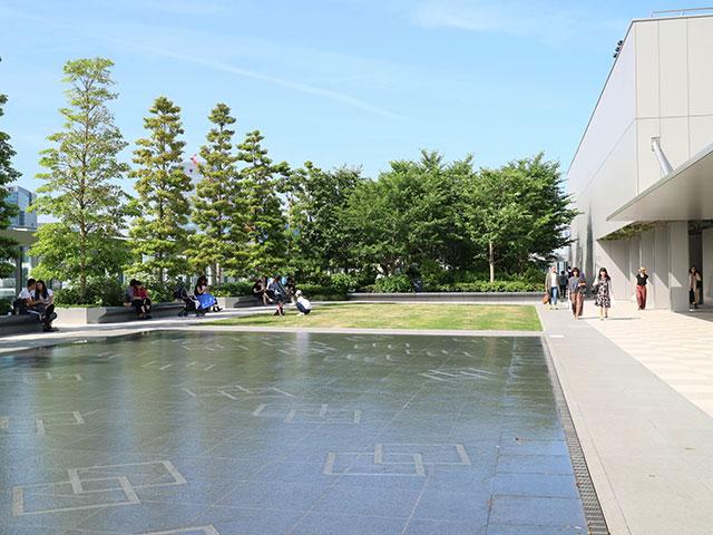Rooftop Garden at Hibiya Midtown