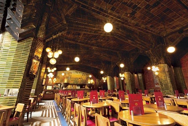 銀座獅子啤酒館