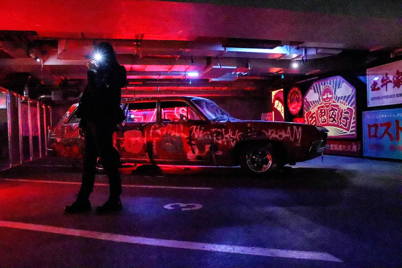 긴자 소니 파크의 두번째 프로젝트 출동! 밴드 킹누와 협업 이벤트 전격 공개!