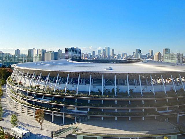 Olympic Stadium (main venue)