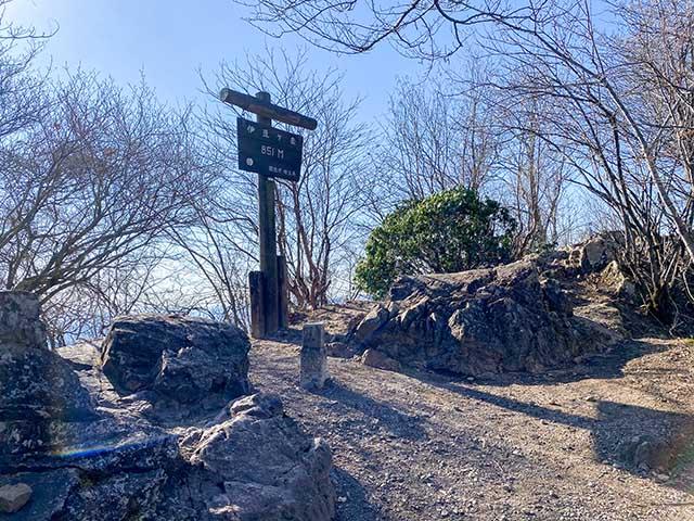 Mt. Izugatake
