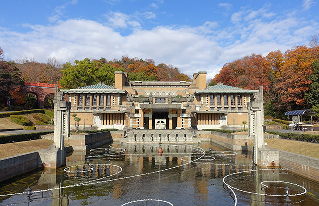 Former Imperial Hotel (now stored at Meiji Mura Museum)