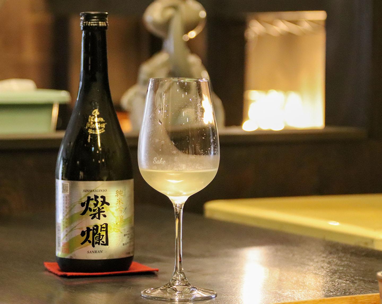 Tonoike Sake Brewery In The Town of Mashiko