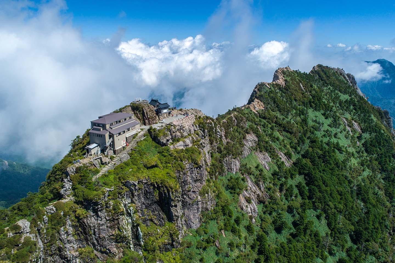 The Sacred Peaks of Japan: Mt. Ishizuchi