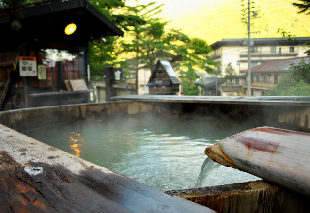 2018 Top 30 Hot Springs (Onsen) in Japan