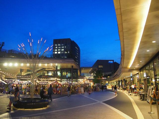 후타고 타마가와 라이즈 쇼핑 센터