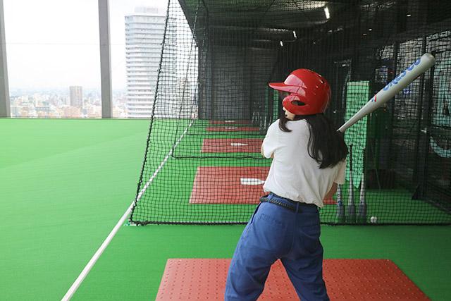 棒球打擊場