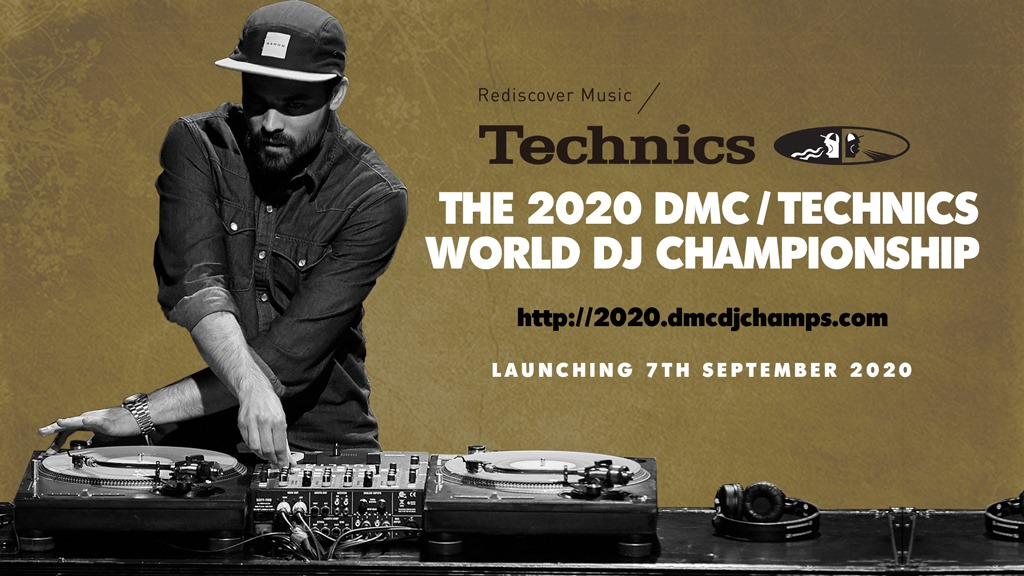 DMC WORLD DJ CHAMPIONSHIP 2020 supported by Technics