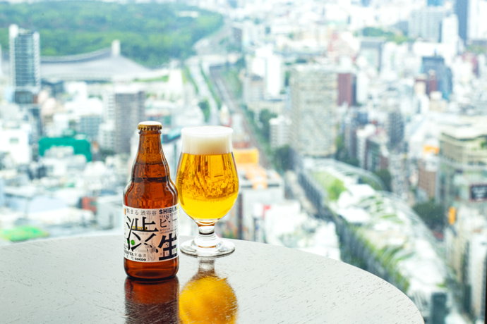 "Shibuya Gets Its Own Craft Beer, ""Shibuya Yeast Diversity Yale"""